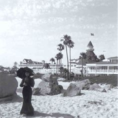 America's Haunted Restaurants and Hotels - Hotel del Coronado; San Diego, CA