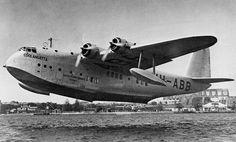 QANTAS Short Sunderland 23 C Class Empire Flying Boat 'Coolangatta' (VH-ABB)
