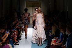 Kristina Ti | RTW Spring Summer 2017 | Milan