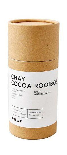 Chay Cocoa Rooibos Tea No. 3                                                                                                                                                      Más