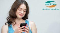 Đăng ký gói khuyến mãi DT50 Viettel gọi và sms