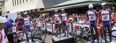 BCR Pizza Hut arrancó preparación para la Vuelta a Costa Rica 2013 ...