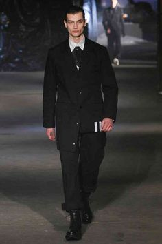 Y-3 NY FALL 2013 READY-TO-WEAR