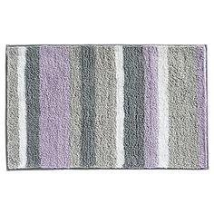 InterDesign Stripz Microfiber Bath Rug, 34 x 21-Inch, Lav... http://www.amazon.com/dp/B00SY38AES/ref=cm_sw_r_pi_dp_iDFqxb1DSR5VW