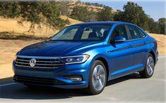 Продажи обновленного седана Volkswagen Jetta