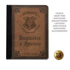 Tablet Case With Harry Potter Themed Design Works With