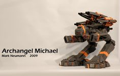 Michael BGBig | by SnowLeopard