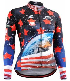 3d7609cb7 Fixgear Women s Cycling Bike jersey wear Long sleeve S~2XL. Cycling GlovesCycling  ShortsCycling ...