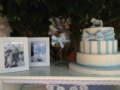 Cake at a Baby Shower #babyshower #cake