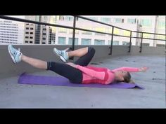 Workout Video: Ab workout