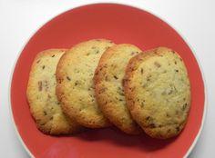 zomerse koekjes met lavendel