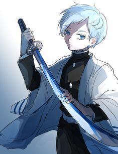 Norman the promised no Neverland cosplay kimetsu no yaiba Manga Anime, Anime Oc, Fanarts Anime, Anime Demon, Otaku Anime, Kawaii Anime, Anime Characters, Demon Slayer, Slayer Anime