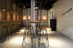 Smack Deli (London), Fast/Casual | Restaurant & Bar Design Awards