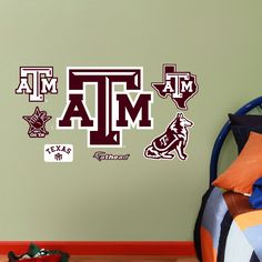 Texas A&M WWW.FATHEAD.COM