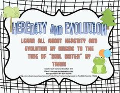 Heredity, Evolution and Genetics Song