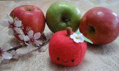 Los mundos de Esthercita: Las manzanas