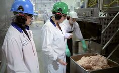 Watch How #McDonald's Makes Chicken McNuggets