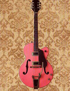 - love this pink guitar.  #pinklove #guitar #music http://www.pinterest.com/TheHitman14/hey-ladies-pink-love-%2B/