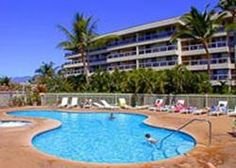 The ResortQuest at the Maui Banyan is a fine condo resort in sunny Kihei, Maui. It is located across from Kamaole Beach Park II.