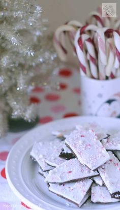 Peppermint Bark is a