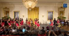 Michelle Obama Celebrates Black History Month - http://garnetnews.com/2016/02/14/michelle-obama-celebrates-black-history-month/
