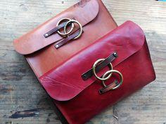 d06602aee 13 mejores imágenes de Bolsos de cuero hechos a mano | Bolsos de ...