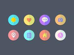 Icons / Rovane Durso