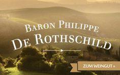 Weine von »Baron Philippe De Rothschild« bei DELINERO kaufen