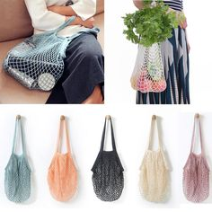 Reusable Mesh Produce Bag