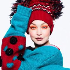"""Vogue's The Get on Instagram: """"What a better reason to invest in a happy wardrobe than new collections hitting stores? For us shopaholics, there is no greater joy than…"""" Wooly Bully, Knitted Hats, Crochet Hats, Joe Cocker, Img Models, Fashion Portfolio, Vogue Magazine, Fall Collections, Favorite Person"""