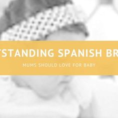 We're mentioned before we love Spanish baby clothing and we know lots of you do to... so last month we put together our top 5 Spanish brands we think all mum's should love... hop over to our blog to find out more! ⠀ ⠀ ⠀ ⠀ *⠀ *⠀ *⠀ *⠀ *⠀ #trendybabyboxsubs