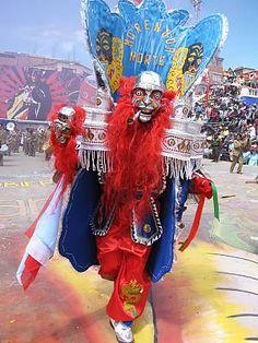 © 2009 by Asociación de Conjuntos del Folklore Oruro Bolivia
