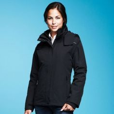 Promotional Products Ideas That Work: W-dutra 3-in-1 jacket. Get yours at www.luscangroup.com