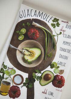 Guacamole Recipe.