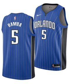 c0d946c48f8 Mohamed Bamba Orlando Magic Icon Swingman Jersey