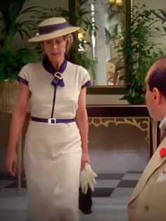 Just Skirts and Dresses: 1930's summer fashion - Poirot series part 4.
