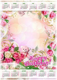 birthday photo frame happy birthday free birthday photo frame