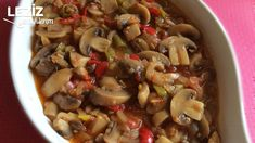 How to Saute Mushrooms Turkish Recipes, Ethnic Recipes, Best Cake Recipes, Sauteed Mushrooms, Black Eyed Peas, Kung Pao Chicken, Cooking Recipes, Vegetables, Chocolate Cake