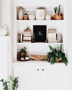 Like the letter board on the shelf