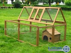 portable rabbit cage - Google Search