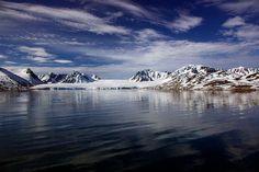 Longyearbyen, Svalbard.