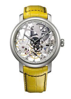 Pre-Basel 2014 - Aerowatch Renaissance Fir Tree // Timezone