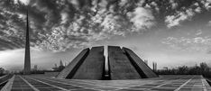 Armenian Genocide Memorial Complex | Monument of Tsitsernaka… | Flickr