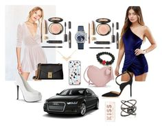 """""""Popular looks  this or that"""" by simple-as-louise on Polyvore featuring Unique21, Silence + Noise, Gianvito Rossi, Calvin Klein, Eva Fehren and Kate Spade"""