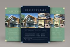 Best Real Estate Flyer Templates 2020 – Creative Touchs intended for Home For Sale Flyer Template Free - Business Template Real Estate Flyers, Real Estate Agency, Real Estate Marketing, Marketing Plan, Psd Free Download, Real Estate Flyer Template, Sale Flyer, Cool Business Cards, Construction