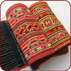 #hmong #embroidered