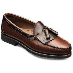 (Limited Supply) Click Image Above: Allen-edmonds - Nashua (men's) - Brown Grain Calf/brown Trim Buy Shoes, Men's Shoes, Dress Shoes, Shoes Men, Bright Shoes, Mens Fashion Shoes, Men's Fashion, Brown Trim, Smooth Leather