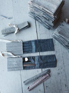 Ambatalia utensil roll | For bringing zero waste, reusable utensils on the go