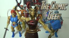 Pumyra Thundercats Classics Toy Figure Review from MattyCollector
