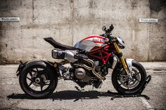 SILURO (2016) By XTR, ordered by DUCATI SPAIN